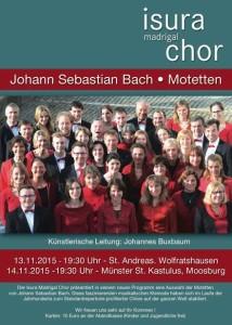 Archiv: Johann Sebastian Bach Motetten